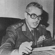 General Abd Rab el-Nabi Hafez 16th Div Egypt